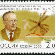 Stock Photo: RUSSI- 2000: shows V.I.Veksler (1907-1966), series Russia, XX century, Science