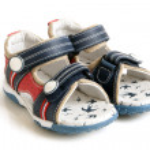 Child's sandals — Stock Photo #2833408