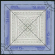 Stock Photo: RUSSI- 2013: shows Orenburg kerchief