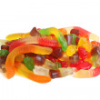 Colorful jelly candy — Stock Photo