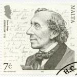 ������, ������: MALTA 2005: shows Hans Christian Andersen 1805 1875 a writer