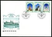 RUSSIA - 2005: dedicated the 1000 years of Кazan — Foto Stock