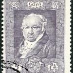 ������, ������: SPAIN 1930: shows Francisco Jose de Goya y Lucientes 1746 182