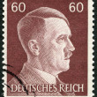 GERMANY - 1941: shows Adolph Hitler (1889-1945) — Stock Photo #33062437
