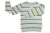 Children's wear - striped sweater — Foto de Stock
