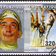 CONGO - 2006: shows Salvador Dali (1904-1989), painter — Stock Photo #47374113