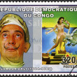 CONGO - 2006: shows Salvador Dali (1904-1989), painter — Stock Photo #47462309