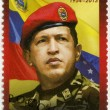 ������, ������: RUSSIA 2014: shows Hugo Rafael Chavez 1954 2013 President of Venezuela