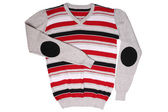 Children's wear - striped sweater — Foto de Stock
