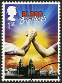 UNITED KINGDOM - 2011: shows Blood Brothers, series Musicals — Stock Photo
