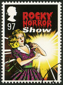UNITED KINGDOM - 2011: shows The Rocky Horror Show, series Musicals — Stock Photo