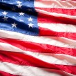 Bandiera Stati Uniti d'america — Foto Stock