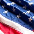 Stock Photo: United States of America flag