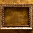 Stock Photo: Vintage frame on the wall
