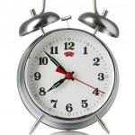 Classic style alarm clock — Stock Photo #12611507