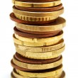 Stock Photo: Stack