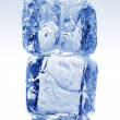Ice cubes 6 — Stock Photo