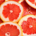 Red orange background — Stock Photo