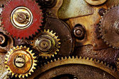 Old gearing — Stock Photo