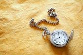 Reloj de bolsillo. — Foto de Stock