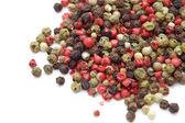 Mix of peppercorns — Stock Photo