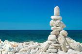 Stone tower — Stock Photo