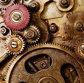 Vintage mechanism — Stock Photo