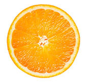 Scheibe orange — Stockfoto