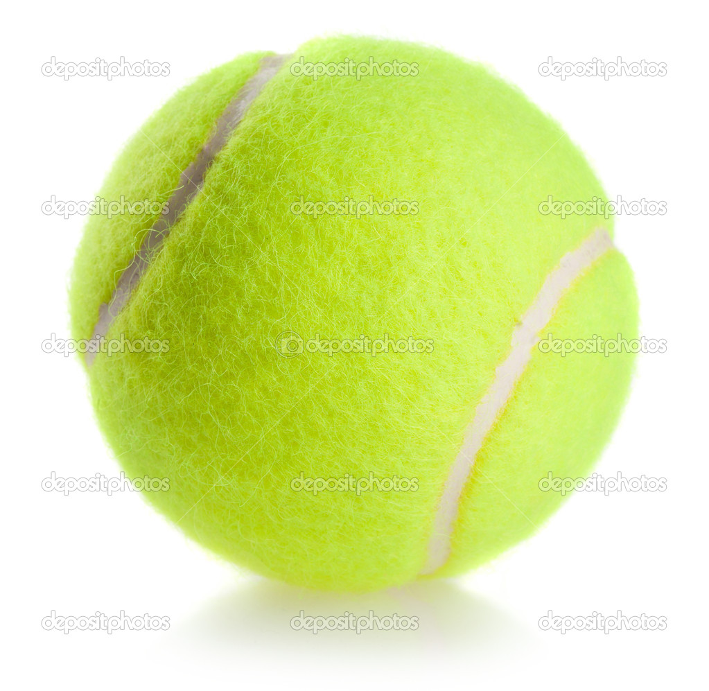 Tennis ball  Stock Photo #12611097
