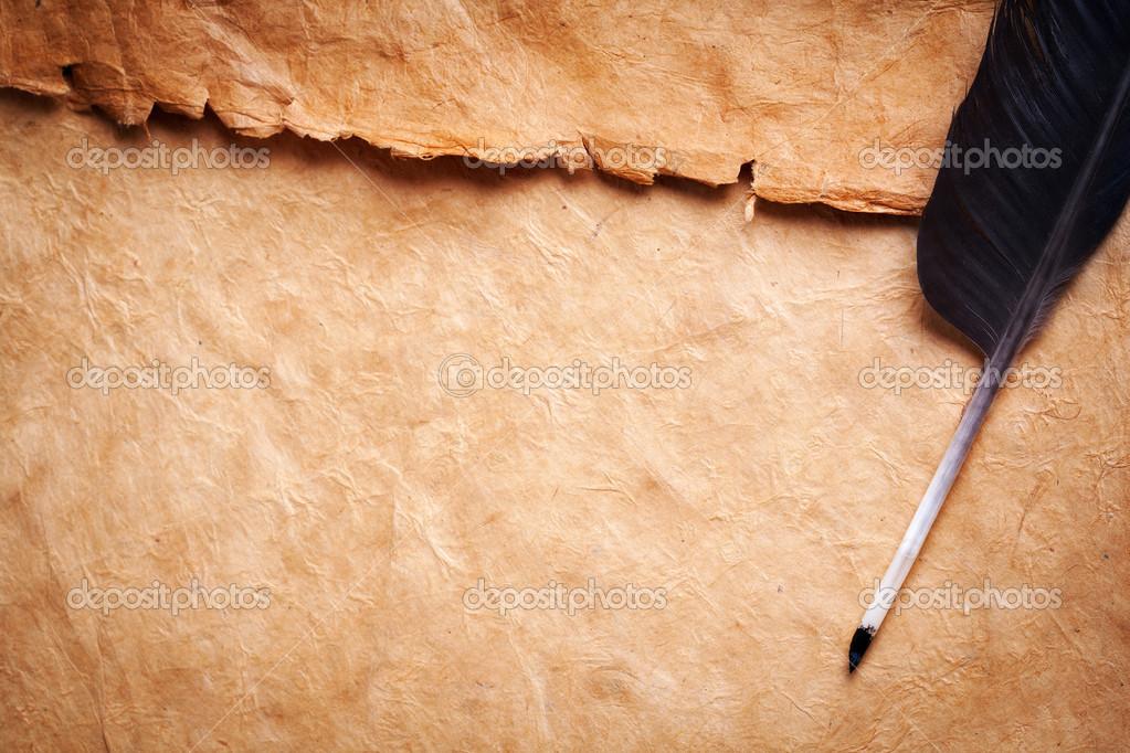 quill pen wallpaper - photo #12