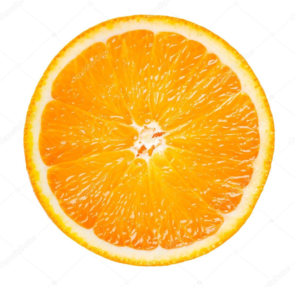 how to cut orange for school