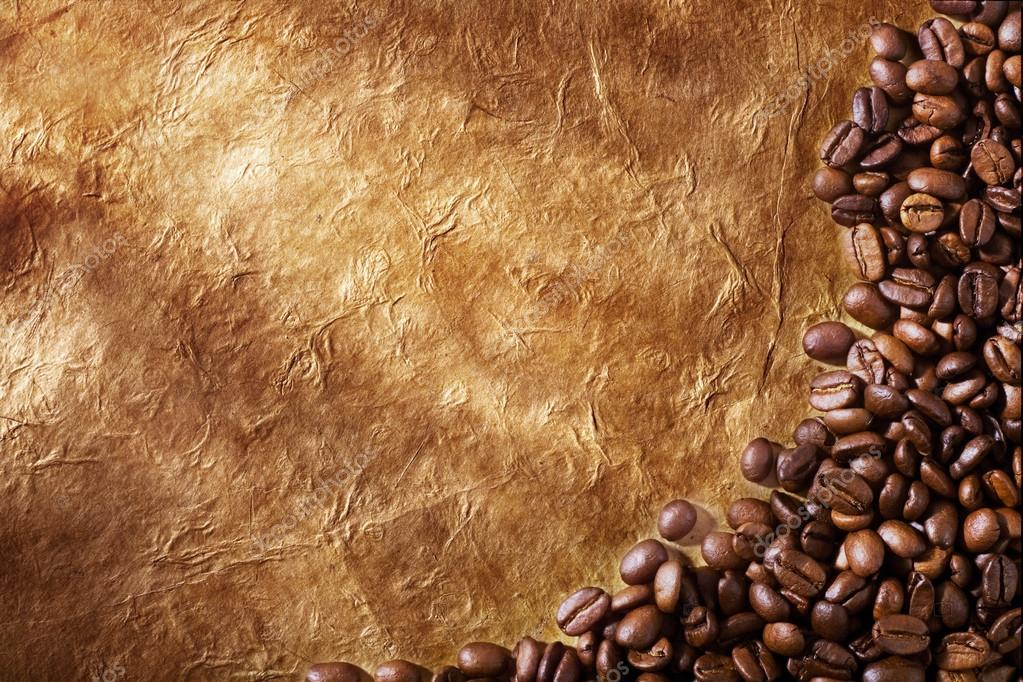 Coffee grunge background  Stock Photo #12616527