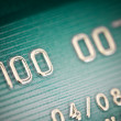 Credit card-financial background — Stock Photo #11351726