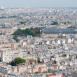 Stock Photo: Paris. Capital Skyline