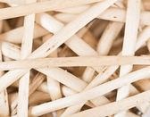 Straw texture background — Stock Photo