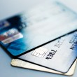 Credit cards — Stock Photo #21573141