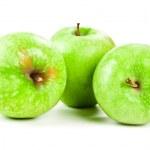 Three apple — Stock Photo #21573165