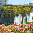 Royalty-Free Stock Photo: Placa de Catalynia. (Square of Catalonia) Barcelona.