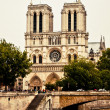 Royalty-Free Stock Photo: Notre Dame de Paris, Paris, France