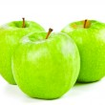 Three apple — Stock Photo #21575533
