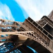 Famous Eiffel Tower in Paris, France. — Stock Photo #21575913