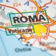 Stock Photo: Romon map