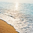 Stock Photo: Tranquil Beach Sunrise