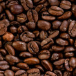 Coffee beans texture — Stockfoto