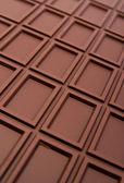 Tło z czekolady dachówka — Zdjęcie stockowe