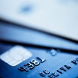 Credit cards — Stock Photo #22560175