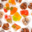 Turkish Delight - famous sweet food — Foto de stock #22564951