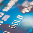 Credit card-financial background — Stock Photo #22565369