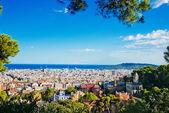 Cityscape of Barcelona. Spain. — Stock Photo