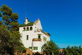 Casa Trias, Park Güell, Barcelona, Catalunya — Stock Photo